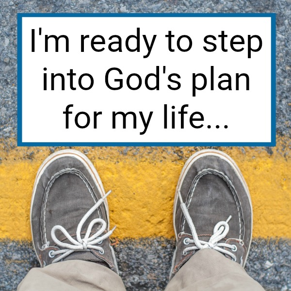 learn to discern God's call and step into God's possibilities for my life
